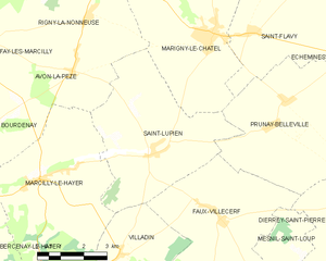 Map commune FR insee code 10348.png