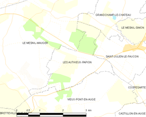 Map commune FR insee code 14031.png