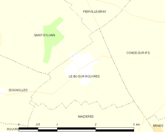 Map commune FR insee code 14116.png