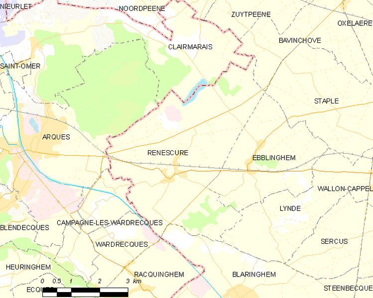 File:Map commune FR insee code 59497.png