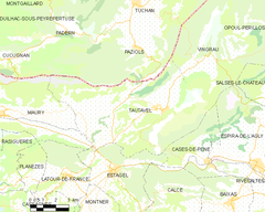 Map commune FR insee code 66205.png