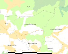 Map commune FR insee code 67493.png
