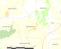 Map commune FR insee code 72297.png
