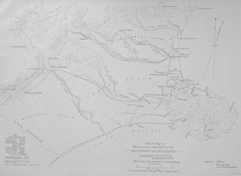 File:Map of Canterbury by Thomas, 1849.JPG