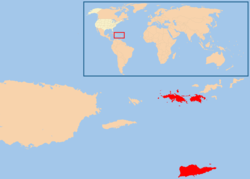 Location of Kapuloan Virgin Amérika Sarikat