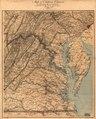 Map of eastern Virginia LOC 99448871.tif