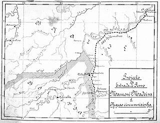 Madeira-Mamoré Railroad