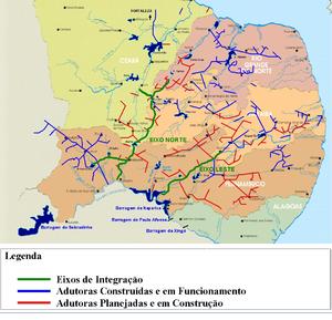 Mapa do Projeto de Integração do São Francisco.PNG