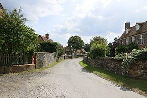 Mapledurham - Image: Mapledurham Village (geograph 4673265)