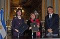 Maria Contreras-Sweet with Susana Malcorra and Francisco Cabrera 01.jpg