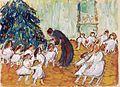 Marianne von Werefkin - Weihnachtsbaum (1911).jpg