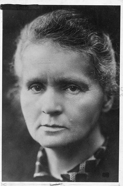 File:Marie Sklodowska Curie (1867-1934) (12483309625).jpg