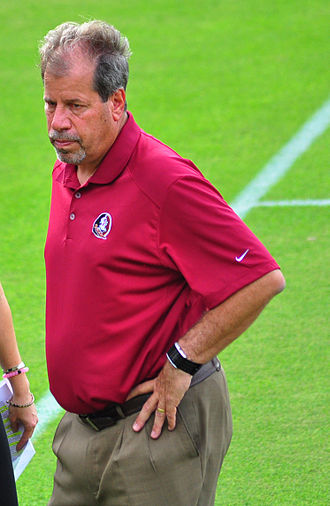 Florida State Seminoles women's soccer - Mark Krikorian is the most successful coach in school history with a record of 258–60–30.