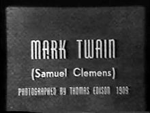Datoteka:Mark Twain at Stormfield (1909).webm