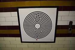 Mark Wallinger Labyrinth 227 - Holloway Road.jpg