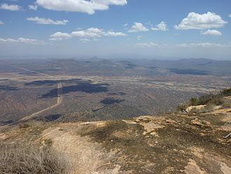 Marsabit County - Marsabit Landscape