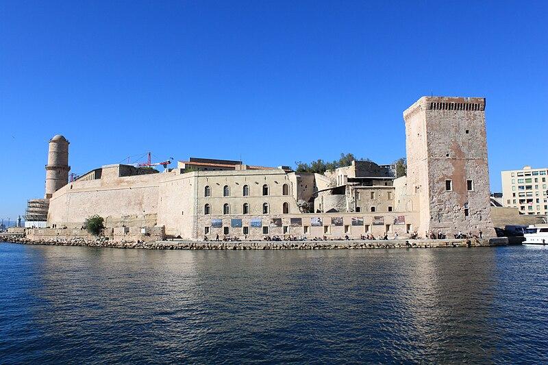 File:Marseille - Fort Saint-Jean 16.jpg