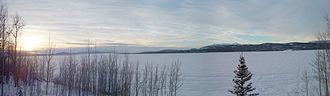Marsh Lake - Marsh Lake, Yukon