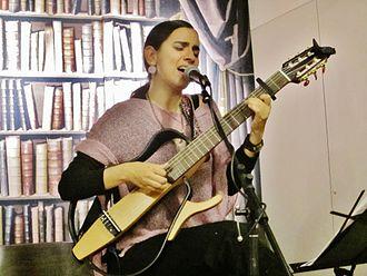 Marta Gómez - Marta Gómez in 2013
