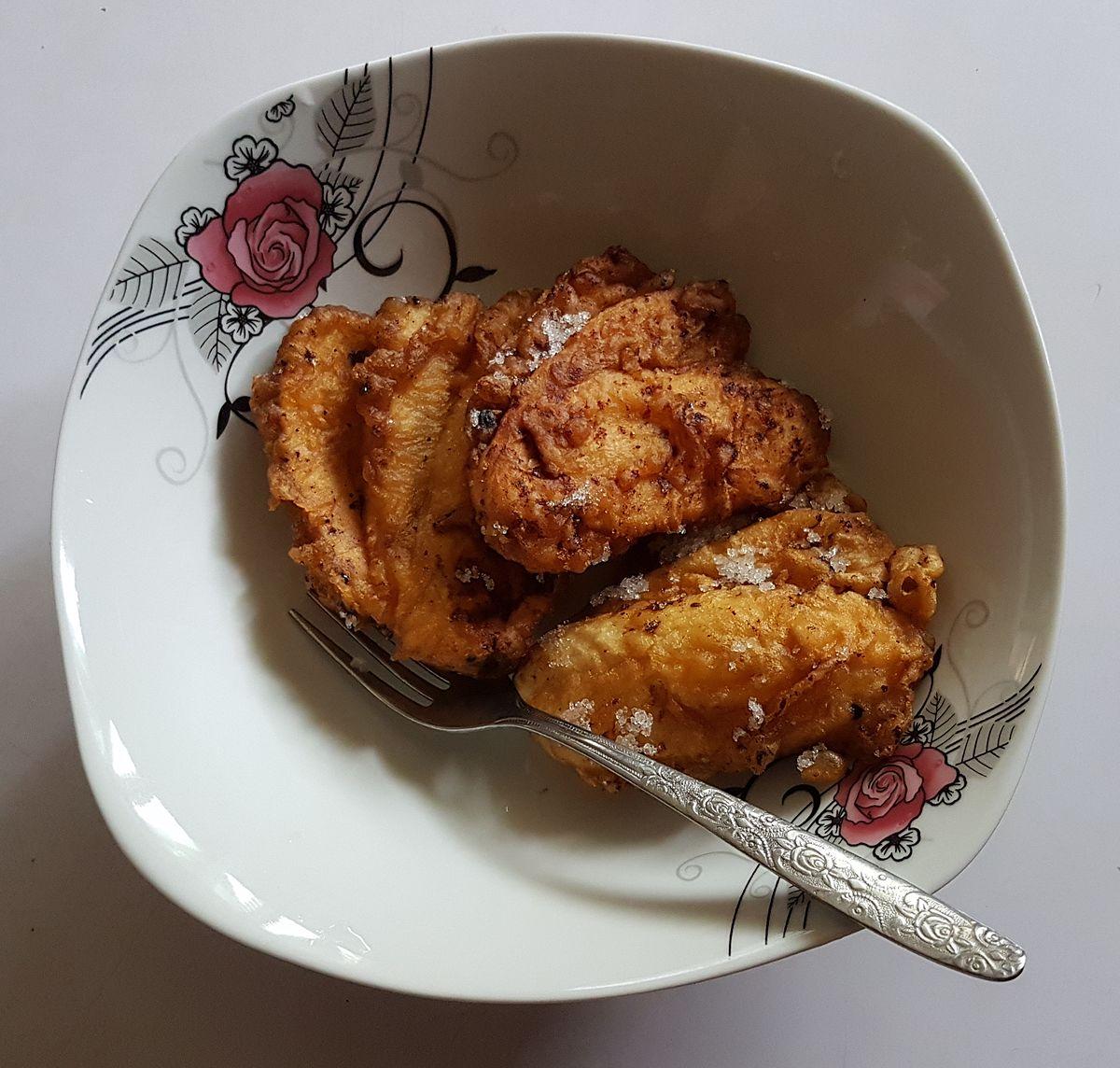 Food: Maruya (food)