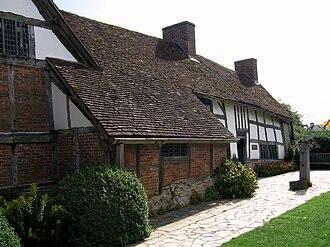 Mary Shakespeare - Palmer's Farm (rear)