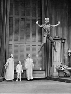 Mary Martin Peter Pan 1960
