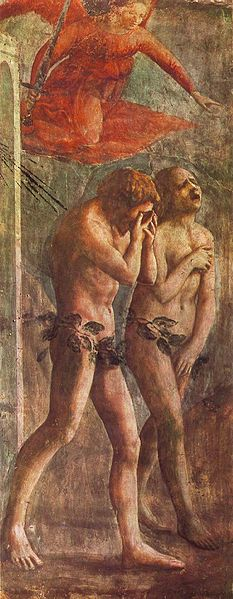 File:Masaccio - The Expulsion from the Garden of Eden - WGA14181.jpg