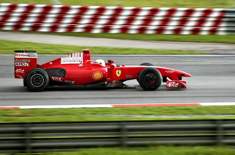 Massa 2009 Malaysian GP 1