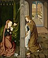 Master of the Virgin Among Virgins, Virgo inter Virgines - The Annunciation - Google Art Project.jpg