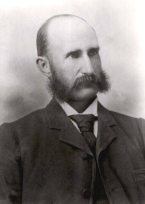 Edmonton municipal election, 1893 - Matthew McCauley, who was acclaimed as mayor in the 1893 election