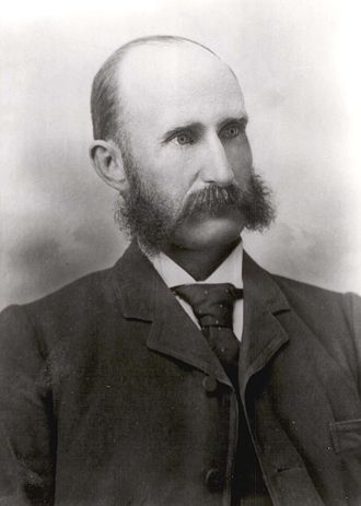 Edmonton municipal election, 1892 - Matthew McCauley, who was acclaimed as mayor in the 1892 election