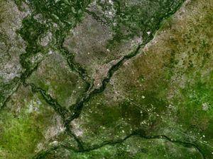 North-West District (Botswana) - Image of Maun