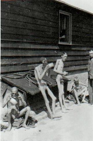 Mauthausen-survivors