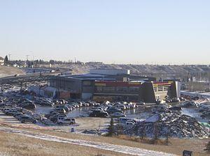 Max Bell Centre - Max Bell Centre (December 2006)