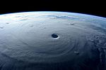 Maysak seen from the ISS 2.jpg