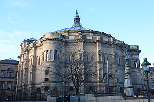 Robert Rowand Anderson - McEwan Hall, Edinburgh by Rowand Anderson