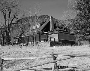 McGraw Ranch - Main House and office