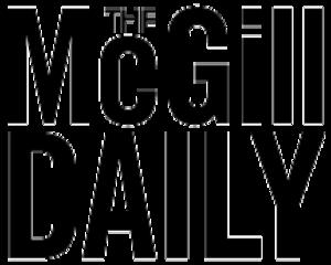 The McGill Daily - Image: Mcgilldaily