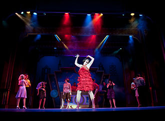 Barksdale Theatre - Thoroughly Modern Millie, Summer 2009