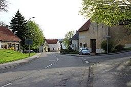 Zollstraße in Gersheim