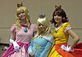 MegaCon 2010 - Three Princesses (4571425481).jpg