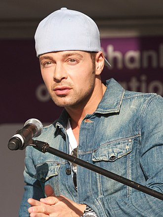 Joey Lawrence - Lawrence in 2017