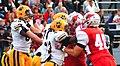 Mentor Cardinals vs. St. Ignatius Wildcats (9694007629).jpg