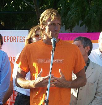 José Meolans - Meolans in 2012.