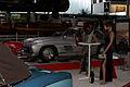 Mercedes-Benz 300SL 1955 Flügeltüren Gullwing LSideFront SATM 05June2013 (14600690255).jpg
