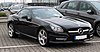Mercedes-Benz SLK 200 BlueEFFICIENCY Sport-Paket AMG (R 172) – Frontansicht, 1. April 2011, Velbert.jpg