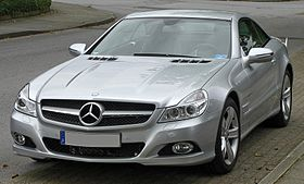 MercedesBenz SLClass  Wikipedia