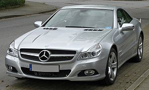 Mercedes benz sl class r129 wikivisually mercedes benz sl class r230 2008 facelift fandeluxe Image collections