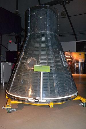 Mercury-Redstone 1A - Image: Mercury Spacecraft at NASA Ames