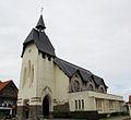 Merlimont plage église.jpg